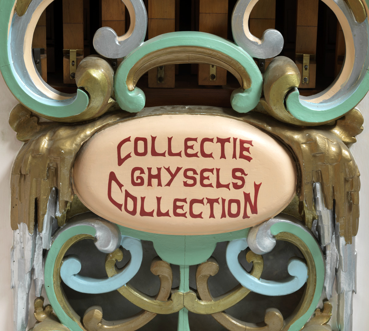 Collectie Ghysels